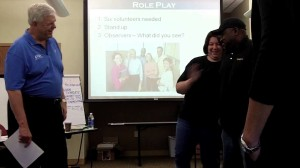 The Huddle – Live Role Play