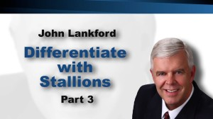 Differentiate with Stallions (Video 3)