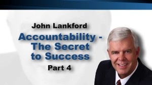 Accountability The Secret to Success (Video 4)