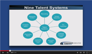 Nine Critical Talent Systems C-10